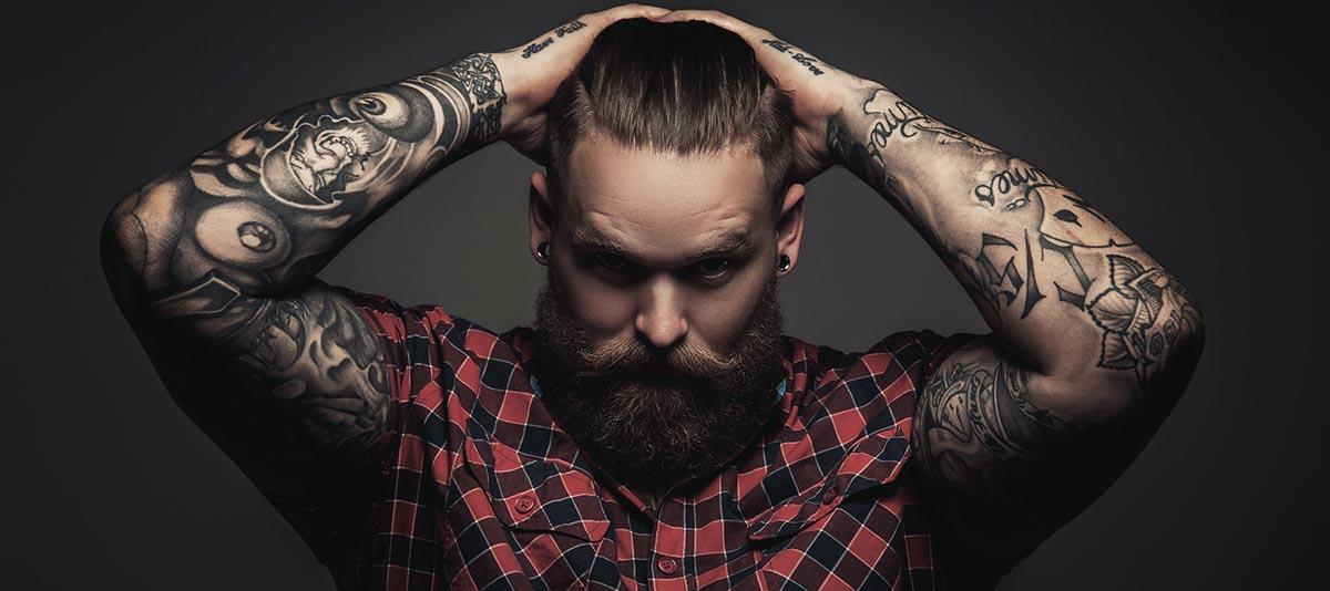 A Beardy Man