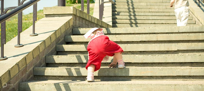 Child's Steps