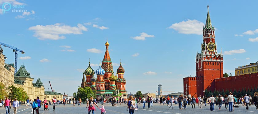 Kremlin of Moscow