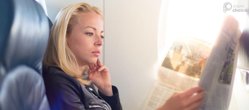 Reading in Transport