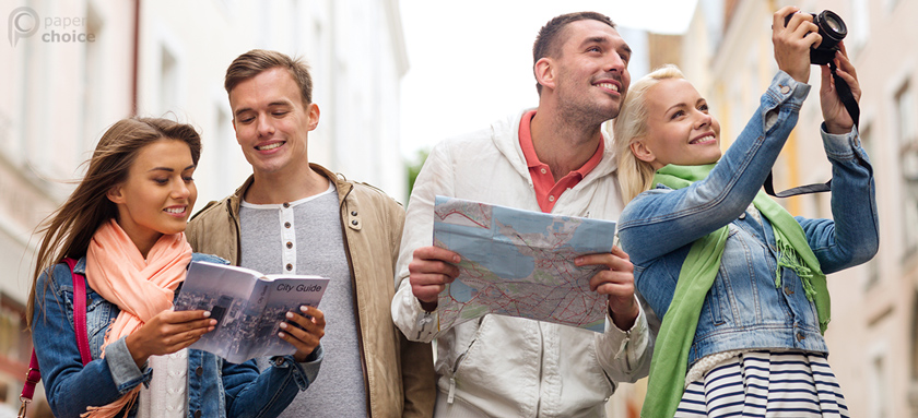 Tourists' Group