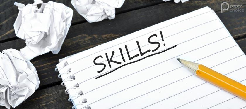 Writer Skill Improvement