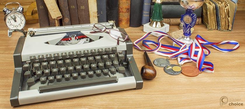 Writer's Glory